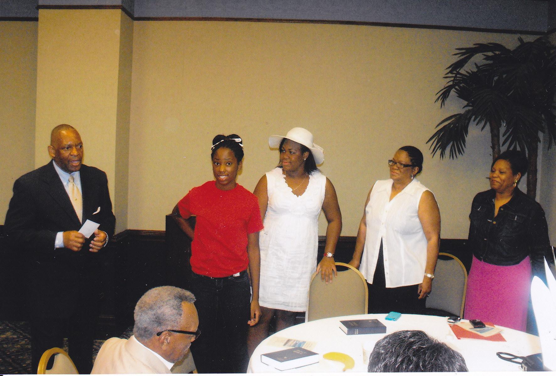 2011 Host Thompson Family
