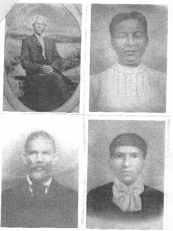 Foster-Wiley Family Heads