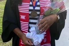 Tiffany Thompson's UF Graduation