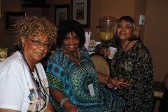 My 3 sisters - Stella, Betty & Rachel