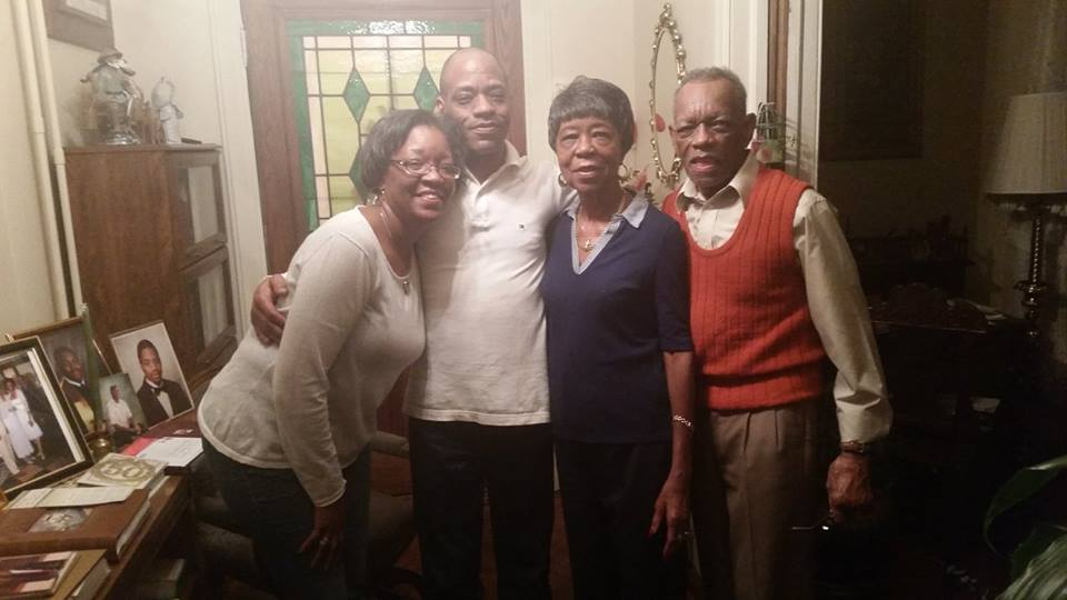 The Albert Wiley Family